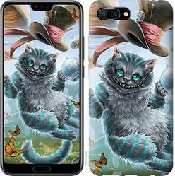 """Чехол на Huawei Honor 10 Чеширский кот """"3993u-1496-15886"""""""