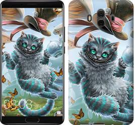 """Чехол на Huawei Mate 10 Чеширский кот """"3993u-1116-15886"""""""