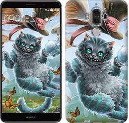 """Чехол на Huawei Mate 9 Чеширский кот """"3993u-425-15886"""""""