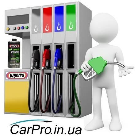 Очистители топливной системы бензиновых и дизельных ДВС, присадки в топливо.