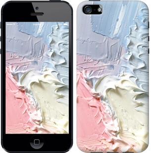 """Чехол на iPhone SE Пастель """"3981c-214-15886"""""""
