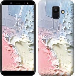 """Чехол на Samsung Galaxy A6 2018 Пастель """"3981u-1480-15886"""""""