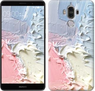 "Чехол на Huawei Mate 9 Пастель ""3981u-425-15886"""
