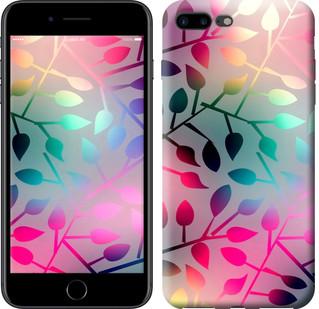 "Чехол на iPhone 8 Plus Листья ""2235c-1032-15886"""