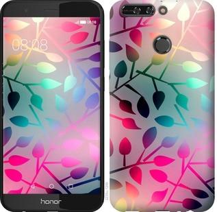 """Чехол на Huawei Honor V9 / Honor 8 Pro Листья """"2235u-1246-15886"""""""