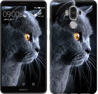 "Чехол на Huawei Mate 9 Красивый кот ""3038u-425-15886"""