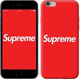 "Чехол на iPhone 6 Plus supreme ""3987c-48-15886"""