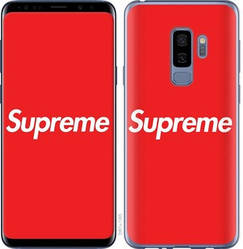"Чехол на Samsung Galaxy S9 Plus supreme ""3987c-1365-15886"""