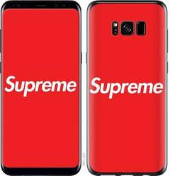 "Чехол на Samsung Galaxy S8 supreme ""3987c-829-15886"""