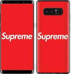 "Чехол на Samsung Galaxy Note 8 supreme ""3987c-1020-15886"""