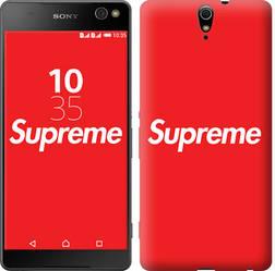 "Чехол на Sony Xperia C5 Ultra Dual E5533 supreme ""3987c-506-15886"""