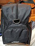 (35*57 бо-Супер блискавка)Спортивна дорожня сумка NIKE Підвищення якості тільки оптом Supreme, фото 3