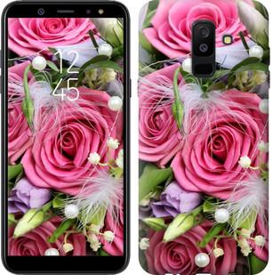 "Чехол на Samsung Galaxy A6 Plus 2018 Нежность ""2916c-1495-15886"""