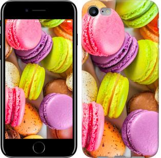 """Чехол на iPhone 8 Макаруны """"2995c-1031-15886"""""""