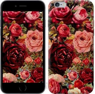 "Чехол на iPhone 6 Plus Цветущие розы ""2701c-48-15886"""