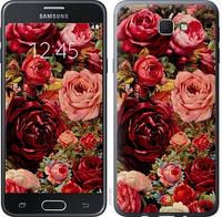 """Чехол на Samsung Galaxy J5 Prime Цветущие розы """"2701u-465-15886"""""""