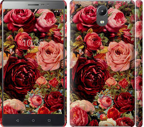 "Чехол на Lenovo Phab 2 Цветущие розы ""2701c-956-15886"""