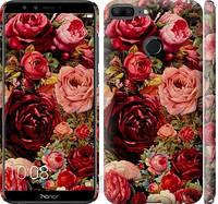 "Чехол на Huawei Honor 9 Lite Цветущие розы ""2701c-1359-15886"""