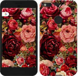 """Чехол на Google Pixel Цветущие розы """"2701c-400-15886"""""""