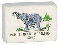 Стирательная резинка - ластик KIN Слон 300/80 210006