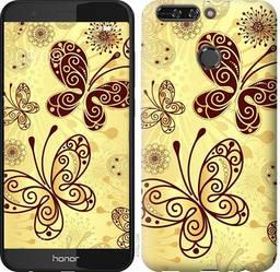 """Чехол на Huawei Honor V9 / Honor 8 Pro Красивые бабочки """"4170u-1246-15886"""""""