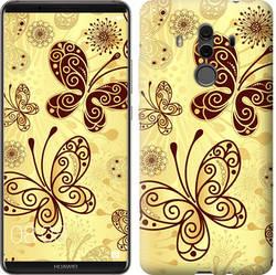 "Чехол на Huawei Mate 10 Pro Красивые бабочки ""4170u-1138-15886"""