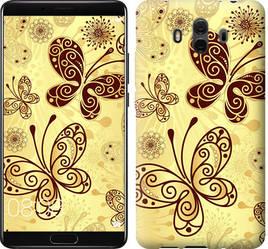 "Чехол на Huawei Mate 10 Красивые бабочки ""4170u-1116-15886"""