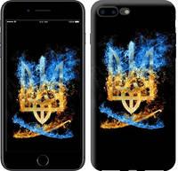 "Чехол на iPhone 7 Plus Герб ""1635c-337-15886"""