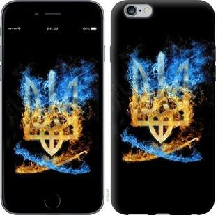 "Чехол на iPhone 6 Plus Герб ""1635c-48-15886"""