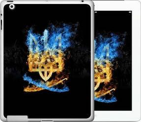 """Чехол на iPad 2/3/4 Герб """"1635c-25-15886"""""""