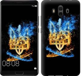"""Чехол на Huawei Mate 10 Герб """"1635u-1116-15886"""""""
