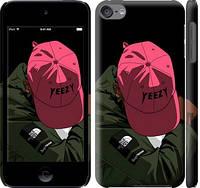 """Чехол на iPod Touch 6 logo de yeezy """"3995c-387-15886"""""""