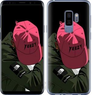 "Чехол на Samsung Galaxy S9 Plus logo de yeezy ""3995c-1365-15886"""
