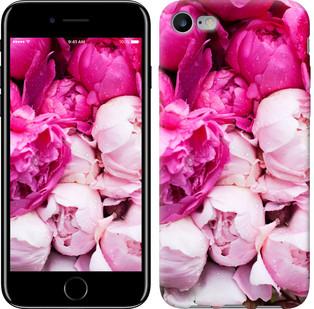 """Чехол на iPhone 8 Розовые пионы """"2747c-1031-15886"""""""