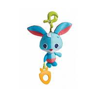 Вибрирующая игрушка-подвеска с прорезывателем Зайчик Томас Tiny Love  1113900458