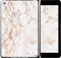 "Чехол на iPad 5 (Air) Белый мрамор ""3847c-26-15886"""
