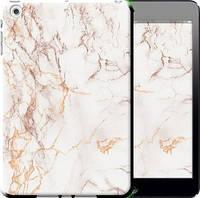 "Чехол на iPad mini Белый мрамор ""3847c-27-15886"""