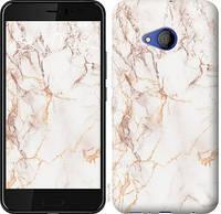 """Чехол на HTC U11 Life Белый мрамор """"3847u-1385-15886"""""""