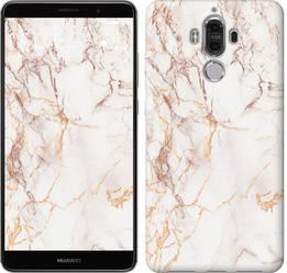 "Чехол на Huawei Mate 9 Белый мрамор ""3847u-425-15886"""