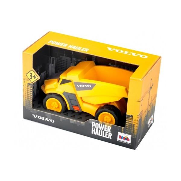 Самосвал Volvo в коробке