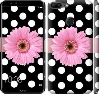 "Чехол на Huawei Honor 9 Lite Горошек 2 ""2147c-1359-15886"""