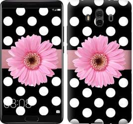 "Чехол на Huawei Mate 10 Горошек 2 ""2147u-1116-15886"""