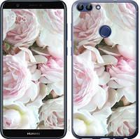 """Чехол на Huawei P Smart Пионы v2 """"2706c-1346-15886"""""""