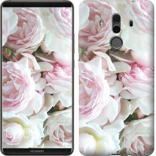"""Чехол на Huawei Mate 10 Pro Пионы v2 """"2706u-1138-15886"""""""