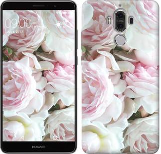 """Чехол на Huawei Mate 9 Пионы v2 """"2706u-425-15886"""""""