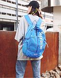 Рюкзак копия Supreme синий, фото 2
