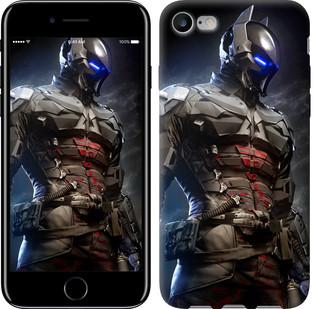 """Чехол на iPhone 8 Рыцарь Аркхема """"4075c-1031-15886"""""""