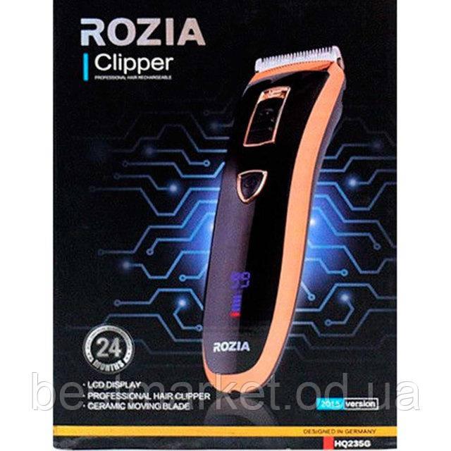 Машинка для стрижки волос Rozia HQ-235G