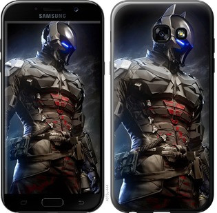 "Чехол на Samsung Galaxy A5 (2017) Рыцарь Аркхема ""4075c-444-15886"""