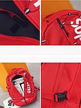 Рюкзак копія Supreme жовтий, фото 4
